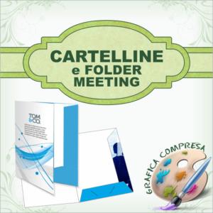 Cartelline e folder meeting